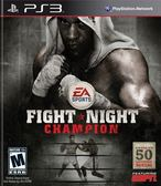 PS3 暗黑格鬥:冠軍之路(勁爆實況拳擊:冠軍之路)(美版代購)