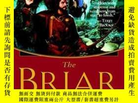 二手書博民逛書店The罕見Briar King (the Kingdoms Of Thorn And Bone, Book 1)奇