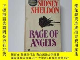 二手書博民逛書店RAGE罕見OF ANGELS(SIDNEY SHELDON)