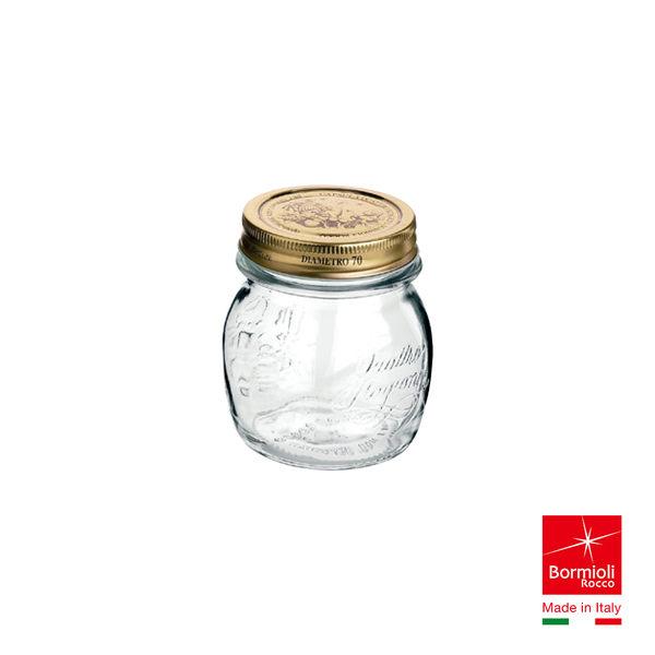 義大利Bormioli Rocco 四季果醬罐(250cc) 密封罐 飲料罐 儲物罐  重複使用 保鮮 好生活