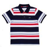『小鱷魚童裝』條紋POLO衫(08號~18號)339107