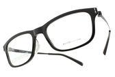 VYCOZ 光學眼鏡 LONGLY BLK-BLACK (黑) 韓版時尚休閒百搭款 # 金橘眼鏡