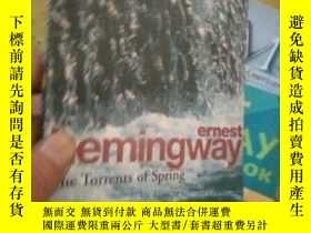 二手書博民逛書店The罕見Torrents of SpringY15389 Er