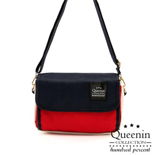 DF Queenin日韓 - 日本手機可觸控隨身側背包