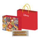 《迪士尼》米奇米妮-蛋捲禮盒216g【愛買】