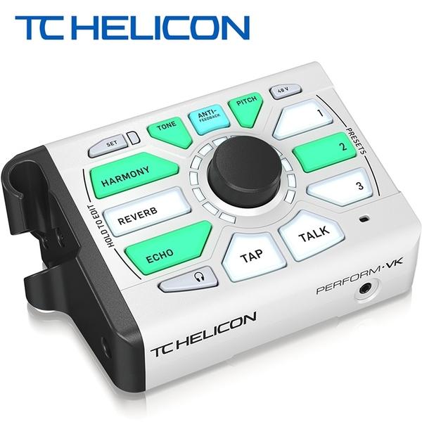 TC HELICON PERFORM-VK人聲效果器-原廠公司貨