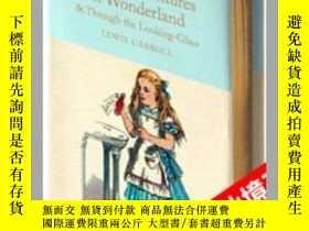 二手書博民逛書店Collectors罕見Library系列:愛麗絲漫遊仙境歷險記