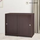 【米朵Miduo】4.1尺塑鋼拉門衣櫥 衣櫃 防水塑鋼家具