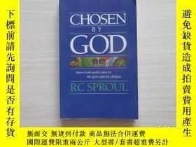 二手書博民逛書店Chosen罕見by God 192Y10970