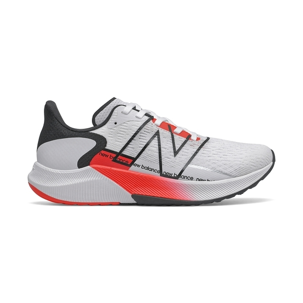 New Balance FuelCell Propel v2 [WFCPRWR2D] 女鞋 運動 休閒 慢跑 緩震 白紅