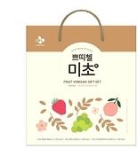 [COSCO代購] C127994 CJ Petitzel Fruit Vinegar 果醋禮盒(3種口味)900毫升 X 3瓶