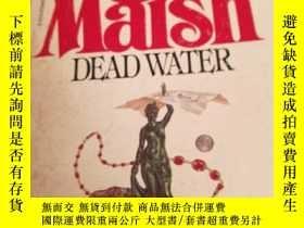 二手書博民逛書店dead罕見waterY246045 ngaio marsh a