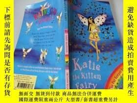 二手書博民逛書店katie罕見the kitten fairy:小貓仙女凱蒂Y200392