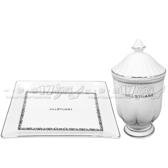 【VT薇拉寶盒】JILL STUART 彩妝收藏盤+刷具罐