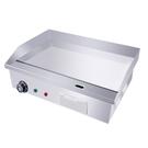 手抓餅機器鐵板燒鐵板商用燃氣電扒爐擺攤加長加厚小型家用電