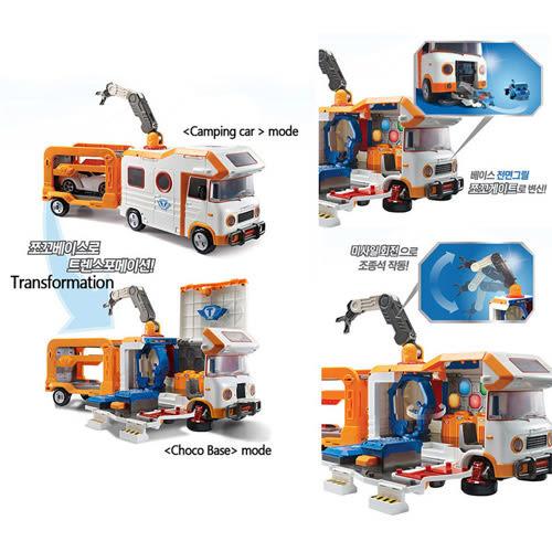 特價 機器戰士 TOBOT  超級移動基地_YT01041