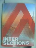 【書寶二手書T5/設計_PED】Inter Sections_Academy of Art…