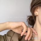 韓國復古氣質耳釘簡約耳環女高級感耳飾品【少女顏究院】