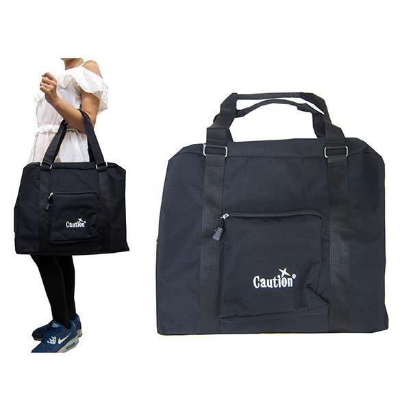 【南紡購物中心】~雪黛屋~CONFIDENCE 旅行袋中容量主袋+外袋共五層內固定水瓶台灣製造