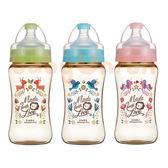 Simba小獅王辛巴 - 桃樂絲 - PPSU寬口雙凹中奶瓶270ml