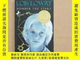 二手書博民逛書店Number罕見the Stars 數星星(英文原版)Y11026 Lois Lowry A Yearling