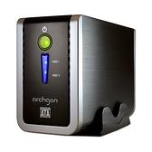 Archgon MH-3622RD-U3P USB3.0 2bay 磁碟陣列 外接盒