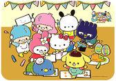 【拼圖總動員 PUZZLE STORY】三麗鷗 x Wei Wei PuzzleStory/繪畫/28P/兒童/紙板