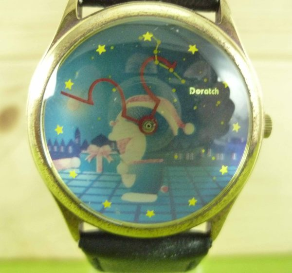 【震撼精品百貨】Doraemon_哆啦A夢~手錶~聖誕限量L