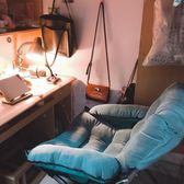 懶人沙發 懶人椅電腦椅單人沙發椅休閒折疊家用臥室現代簡約陽臺躺椅jy【快速出貨八折鉅惠】