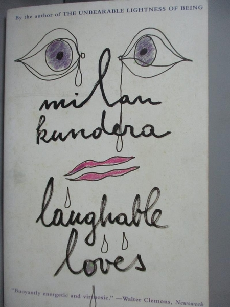 【書寶二手書T7/原文小說_LEB】The joke definitive version_Kundera, Milan