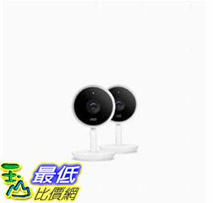 [8美國直購] Nest Cam IQ Indoor 2-Pack