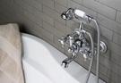 【麗室衛浴】Yatin 塞納系列 古典淋浴龍頭組 鉻色 8.53.60