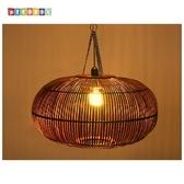 DecoBox中國風經典竹燈罩(55公分-1個)-不含燈泡線材(插花,花器)