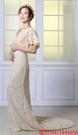 (45 Design) 宮廷風 歐洲古典  禮服 結婚 喜宴 尾牙 春酒 媽媽裝 禮服 專業訂製款 短袖