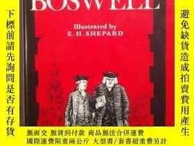 二手書博民逛書店Everybody's罕見Boswell 鮑斯威爾著作精選集 謝