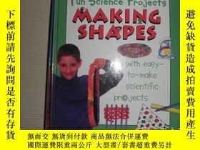 二手書博民逛書店Fun罕見Science Projects: Making ShapesY25820 出版2009