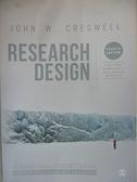【書寶二手書T6/原文書_KIW】Research Design_Creswell