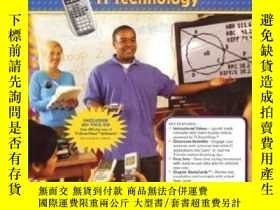 二手書博民逛書店Teaching罕見With Ti Technology (prentice Hall Mathematics)-