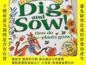 二手書博民逛書店Dig罕見and sow:挖土播種Y212829