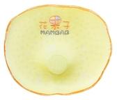 Mambab-花果子幼兒半月枕乳膠枕SF-3051【TwinS伯澄】瑞士紡織檢定合格乳膠