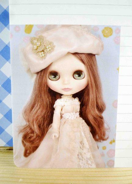 【震撼精品百貨】Blythe布萊絲 碧麗絲 大眼娃娃 小布娃娃~便條-綜合人物