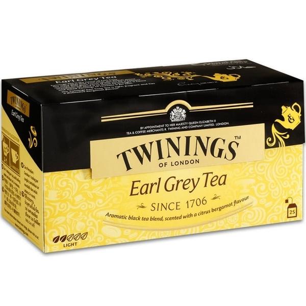 【Twinings唐寧茶】皇家伯爵(2g*25包)