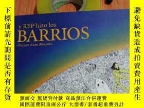 二手書博民逛書店y罕見REP hizo los BARRIOS ~Buenos