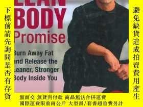 二手書博民逛書店The罕見Lean Body PromiseY364682 Labrada, Lee Harpercollin