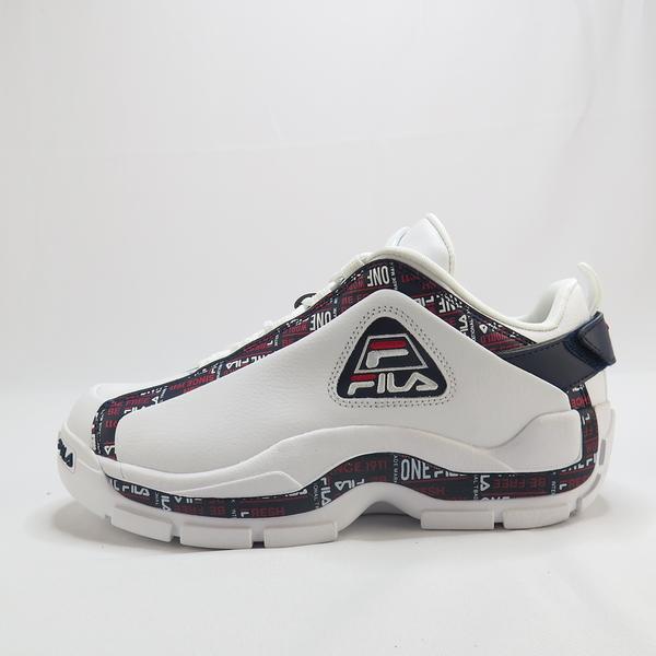 FILA 96 LOW TRADEMARK(GRANT HILL) 籃球鞋 1BM00614125 男款 iSport