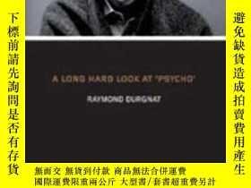 二手書博民逛書店A罕見Long Hard Look At Psycho-對神經病的長時間仔細觀察Y436638 Raymond