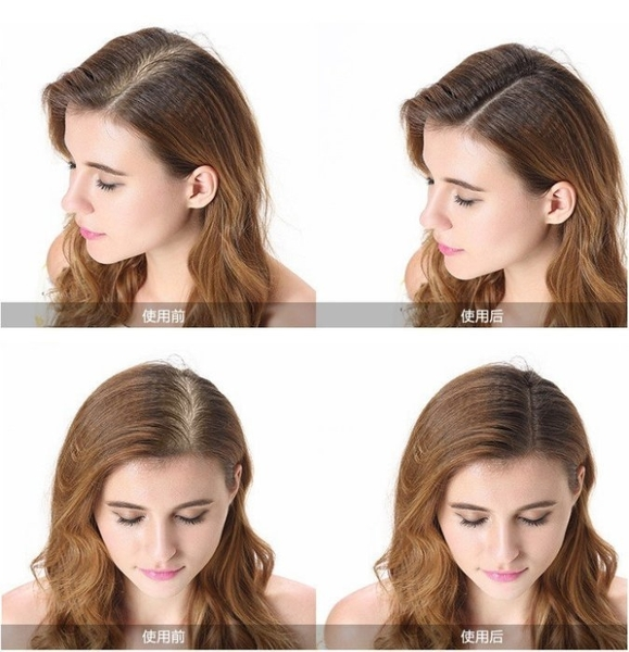 (現貨特價)魔髮粉 正品公司貨 美國 增髮纖維假髮 纖維式假髮 大容量 長黑髮 生髮*HAIR魔髮師*