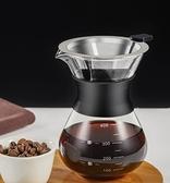 咖啡過濾杯 德國麥睿斯手沖咖啡壺套裝細嘴分享壺家用帶濾網滴濾式過濾杯 卡洛琳