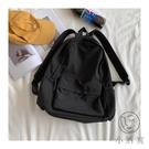 後背包簡約大容量書包女韓版學生背包旅遊包【小酒窩服飾】