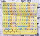 【震撼精品百貨】Pom Pom Purin 布丁狗~重點貼紙-日曆黃*21189